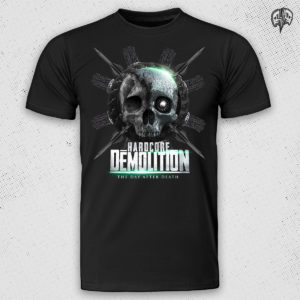 Hardcore Demolition 2015 T-Shirt