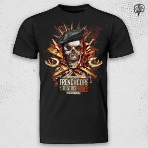 Frenchcore S'il Vous Plait 2016 T-Shirt