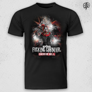 Fucking Carnival 2014 T-Shirt