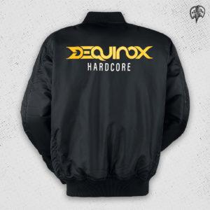 DEQUINOX Hardcore Bomber Jacke
