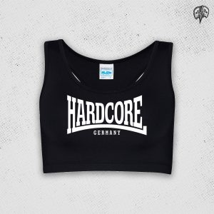Hardcore Germany Sport Top