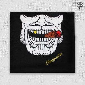 Gangster Tuchmaske