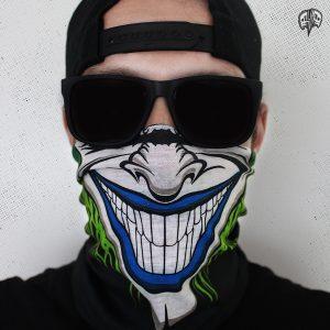 Joker Tuchmaske