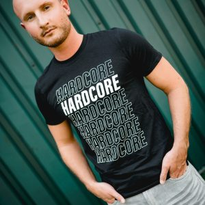 Hardcore Outline T-Shirt