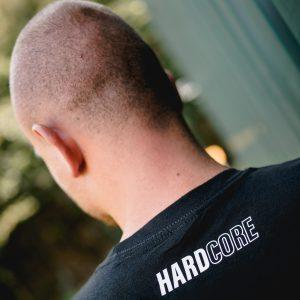Hardcore Outline T-Shirt