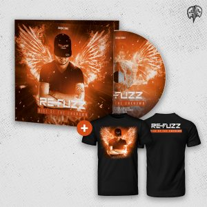 Re-Fuzz – Rise Of The Unknown Bundle / CD inkl. T-Shirt