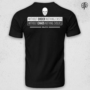 D-Ceptor Order & Chaos T-Shirt