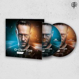 [DQXCD002] D-Ceptor – Order & Chaos CD / Album